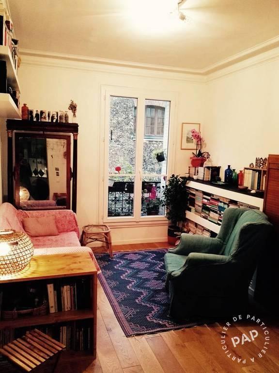 Vente Appartement Paris 20E (75020) 35m² 390.000€