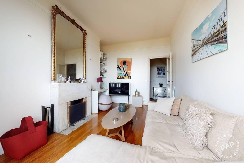 Vente Appartement Paris 16E (75016) 58m² 750.000€