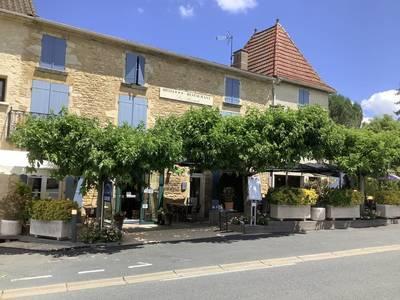 Fonds de commerce Hôtel, Bar, Restaurant Villefranche-Du-Périgord (24550) - 185.000€