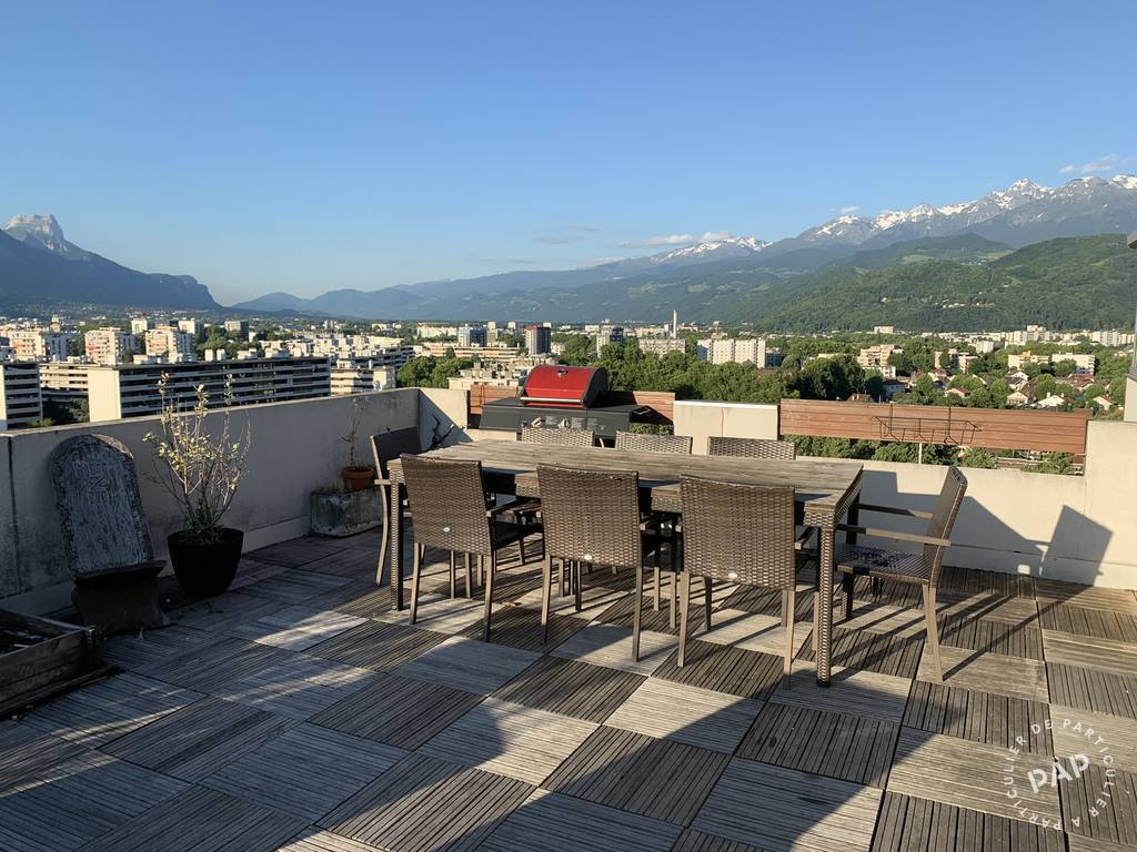Location Appartement Grenoble (38100) 150m² 1.500€