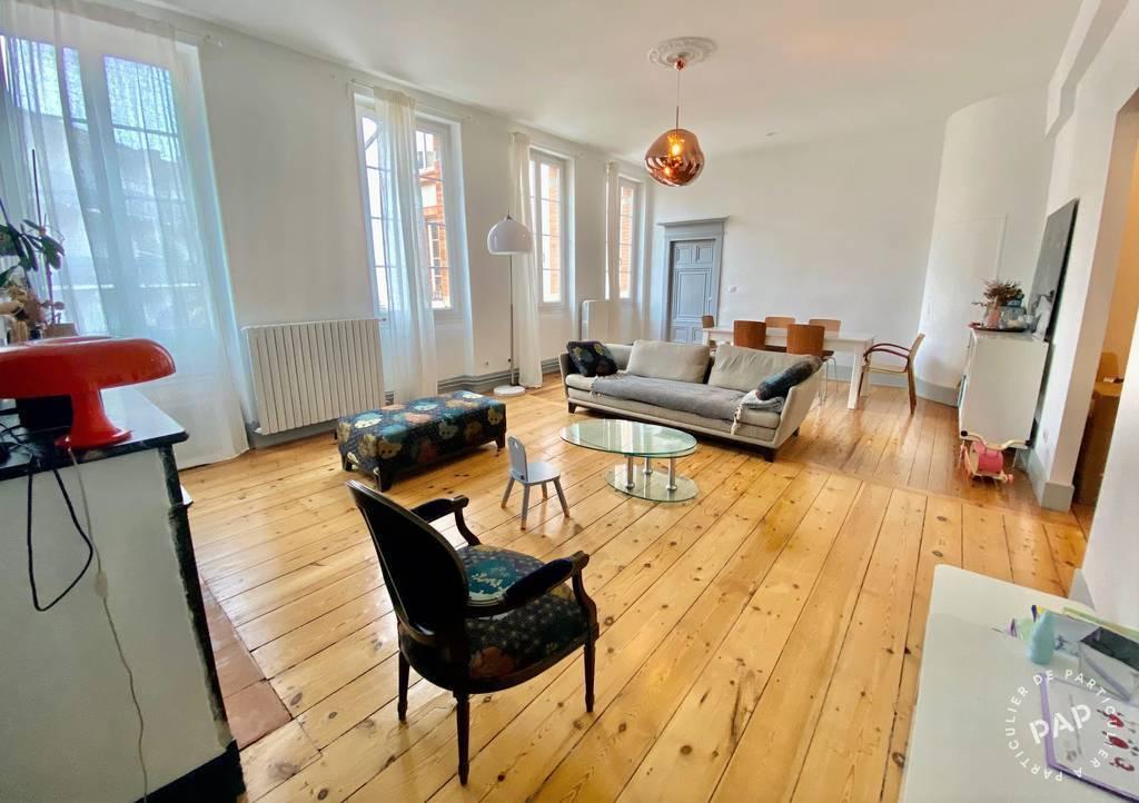 Vente Appartement Toulouse (31000) 126m² 615.000€