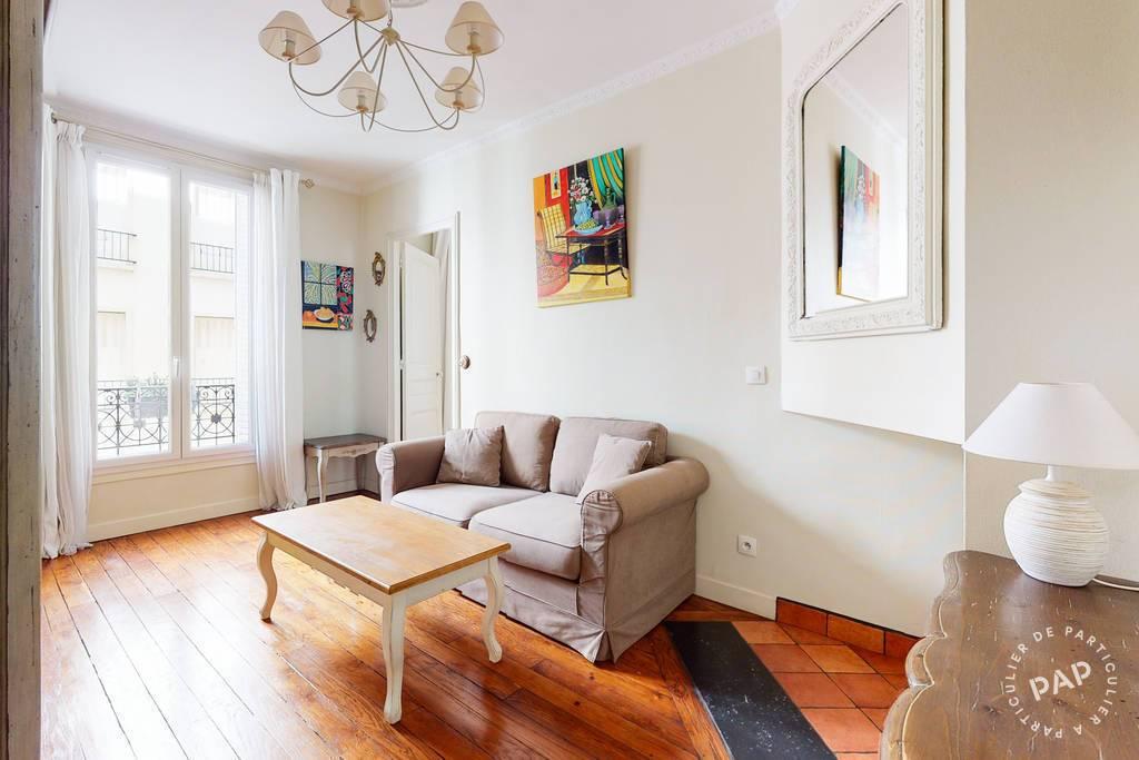 Vente Appartement Paris 17E (75017) 36m² 435.000€