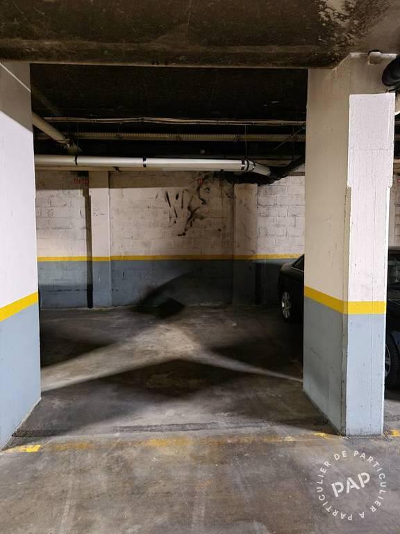 Vente Garage, parking Paris 13E (75013)  24.000€