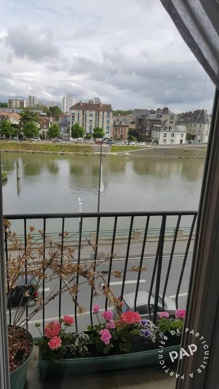 Vente Appartement Pontoise (95300) 86m² 285.000€