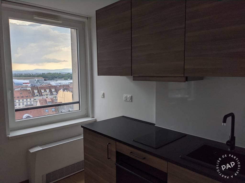 Vente Appartement Strasbourg (67000) 21m² 155.000€