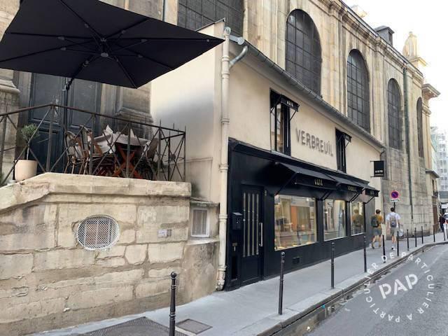 Vente Local commercial Paris 1Er (75001) 56m² 960.000€