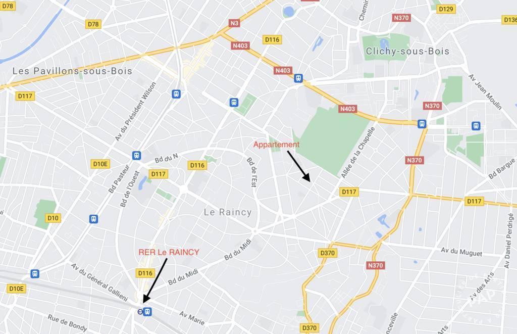 Vente Appartement Clichy-Sous-Bois (93390) 34m² 150.000€