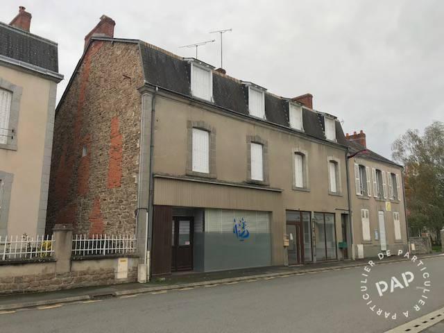 Vente Maison Bonnat (23220) 320m² 130.000€