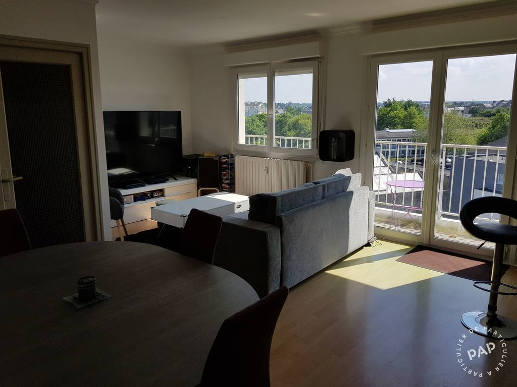 Vente Appartement Saint-Brieuc (22000) 65m² 90.000€