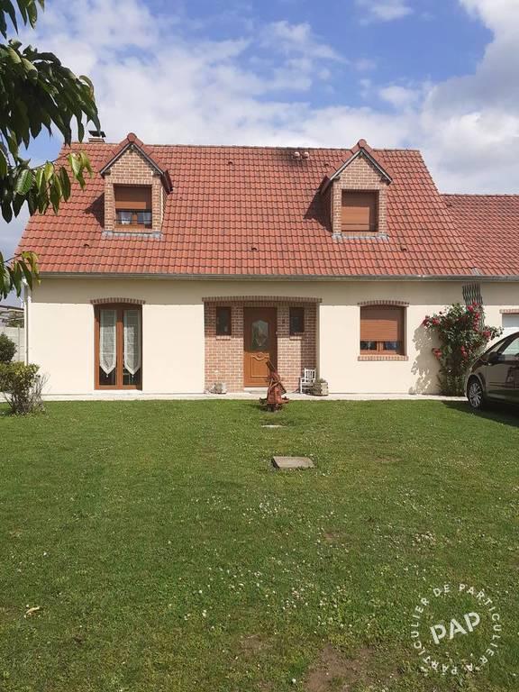 Vente Maison Proche Amiens / Villers-Lès-Roye 142m² 235.000€