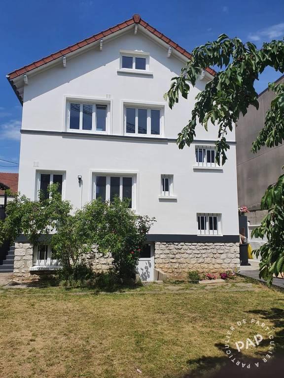 Vente Maison Savigny-Sur-Orge (91600) 140m² 527.000€