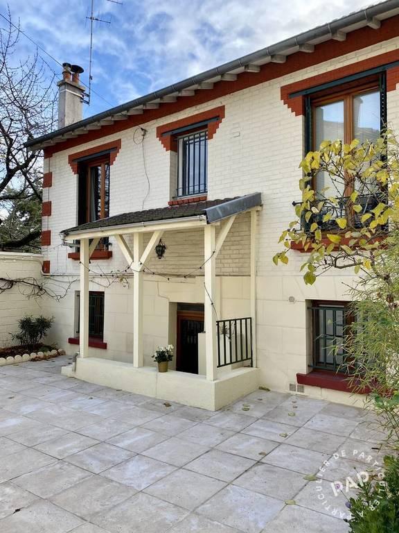 Vente Maison Asnières-Sur-Seine (92600) 86m² 550.000€