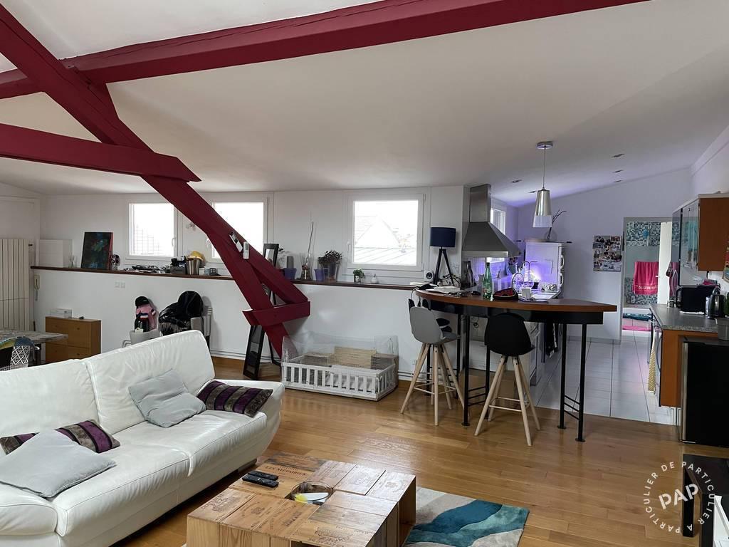 Vente Appartement Reims (51100) - À 5 Min À Pied De La Gare 100m² 269.500€