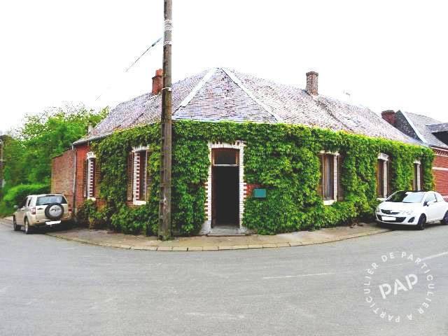 Vente maison 5 pièces Bus-lès-Artois (80560)