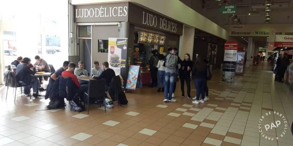 Vente Fonds de commerce Saint-Louis (68300)