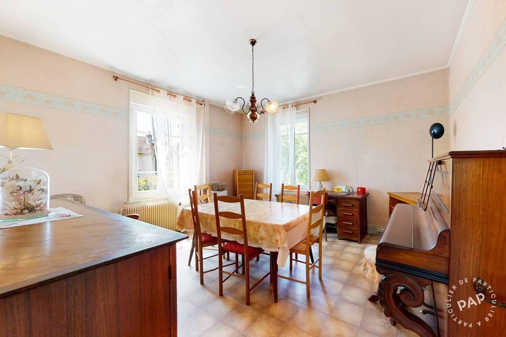 Vente Maison Bertrichamps (54120), À 100 M De La Gare Sncf