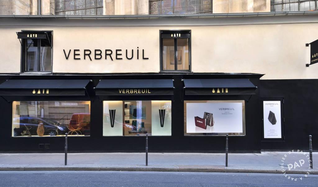 Vente Local commercial Paris 1Er (75001)