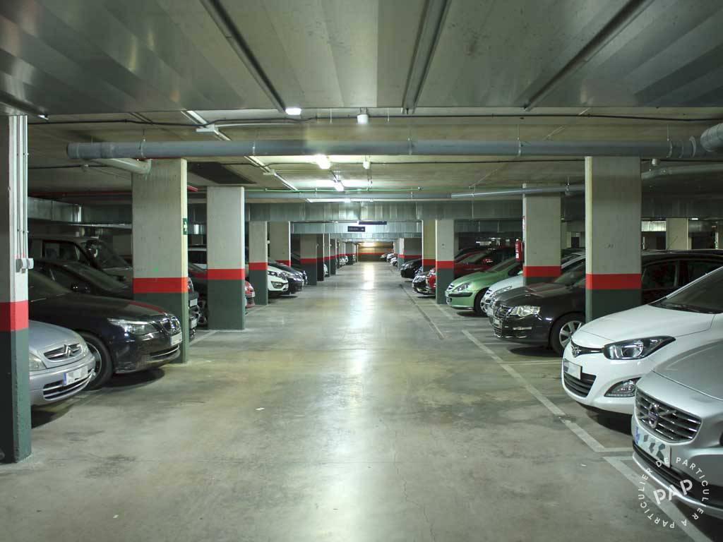 Location Garage, parking Noisy-Le-Grand (93160)