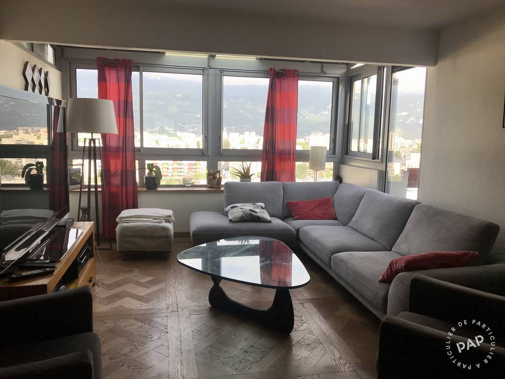 Location immobilier 1.500€ Grenoble (38100)