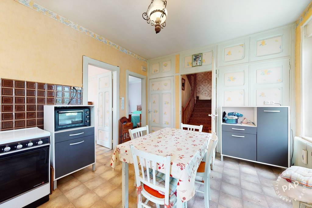 Vente immobilier 180.000€ Bertrichamps (54120), À 100 M De La Gare Sncf