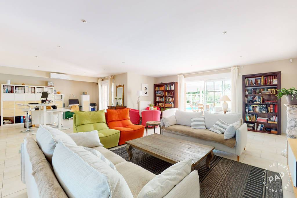 Vente immobilier 460.000€ Lavernose-Lacasse (31410)