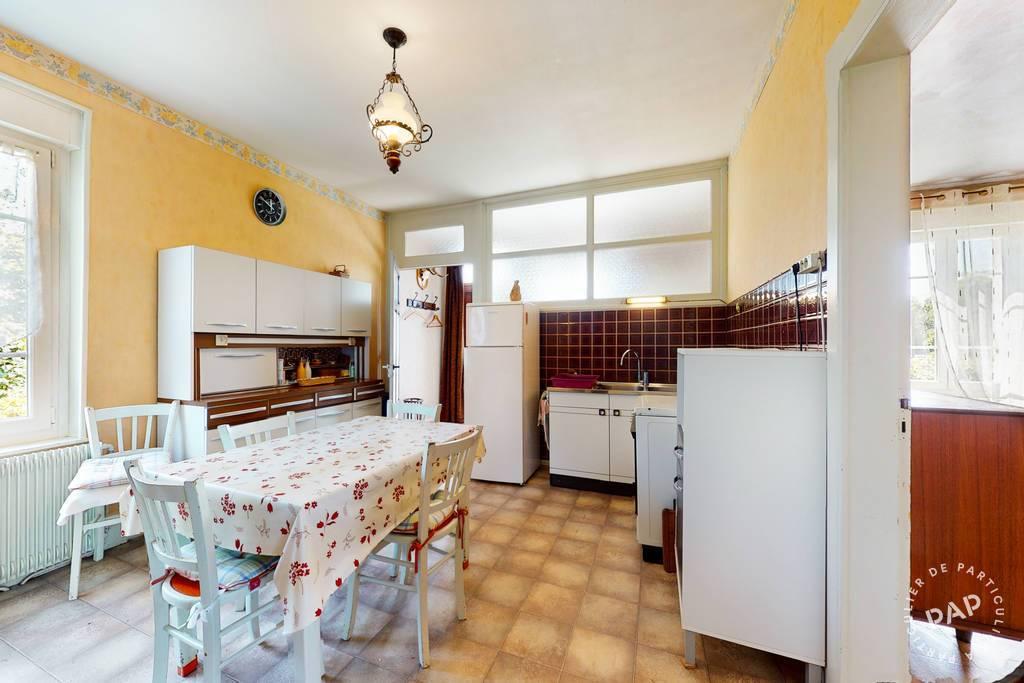 Maison Bertrichamps (54120), À 100 M De La Gare Sncf 180.000€