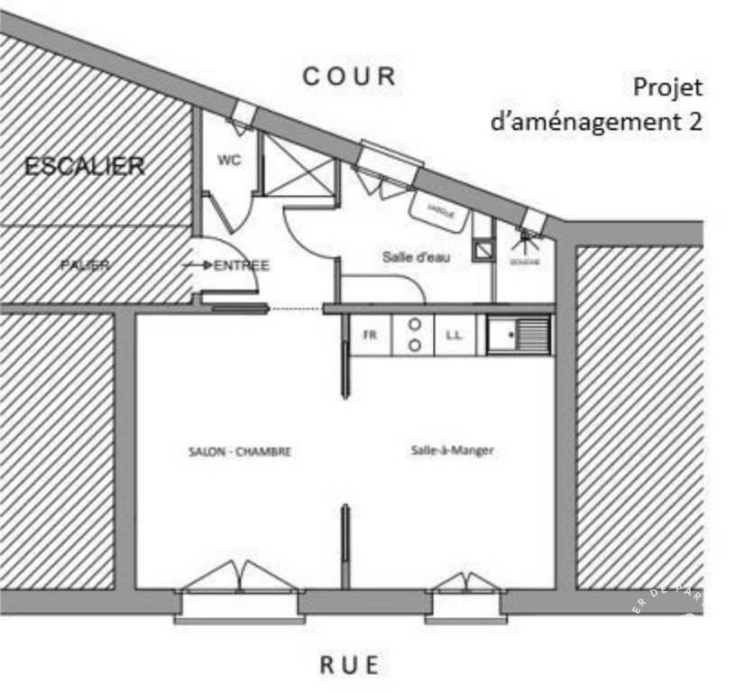 Appartement Paris 13E (75013) 365.000€