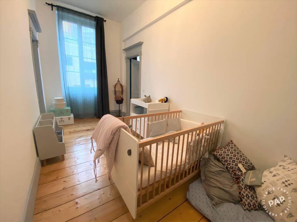 Vente Appartement 126m²