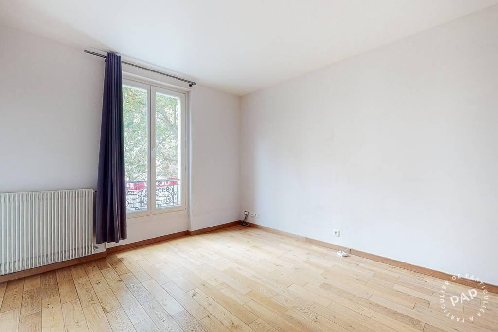 Appartement 440.000€ 45m² Paris 20E (75020)