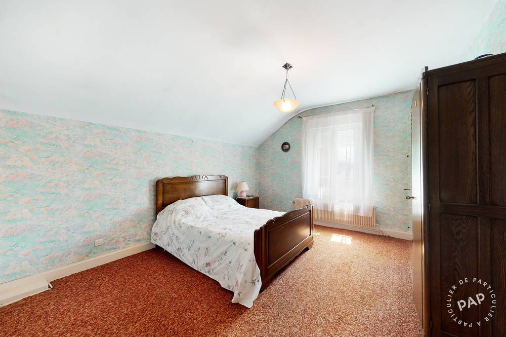 Maison 180.000€ 120m² Bertrichamps (54120), À 100 M De La Gare Sncf