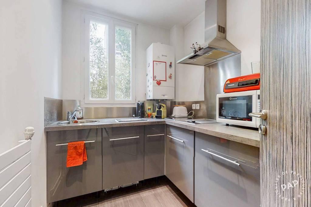 Immobilier Paris 20E (75020) 420.000€ 38m²