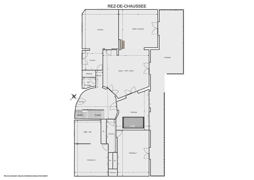Vente Maison Montpellier 220m² 880.000€