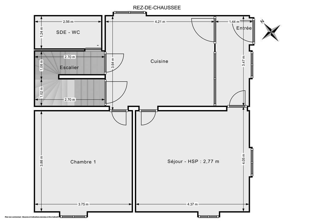 Vente Maison Bertrichamps (54120), À 100 M De La Gare Sncf 120m² 180.000€