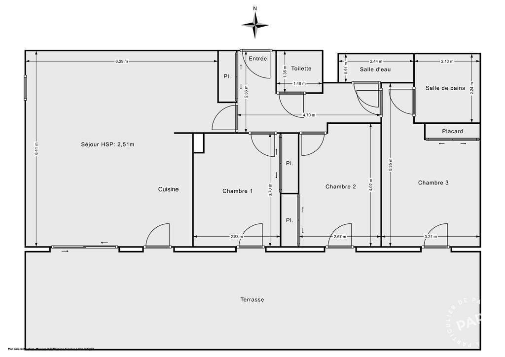 Vente Appartement Toit/Terrasse - La Seyne-Sur-Mer (83500)
