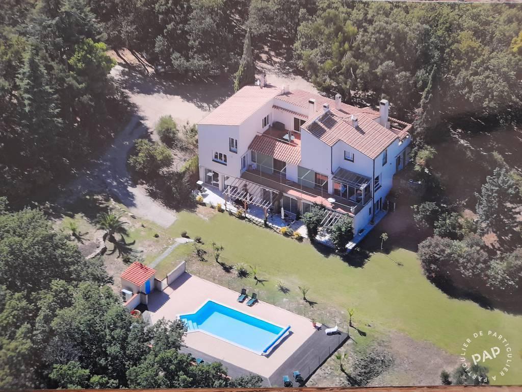 Vente Maison Argelès-Sur-Mer (66700) 550m² 1.450.000€