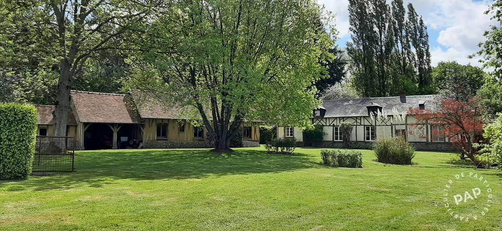 Vente Maison Fleury-La-Forêt (27480) 165m² 380.000€