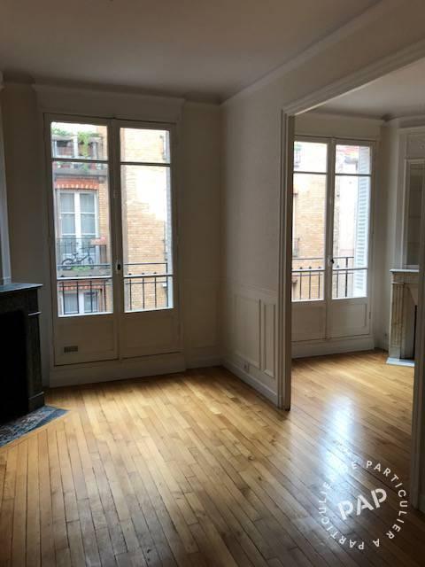 Location Appartement Paris 14E  2.100€