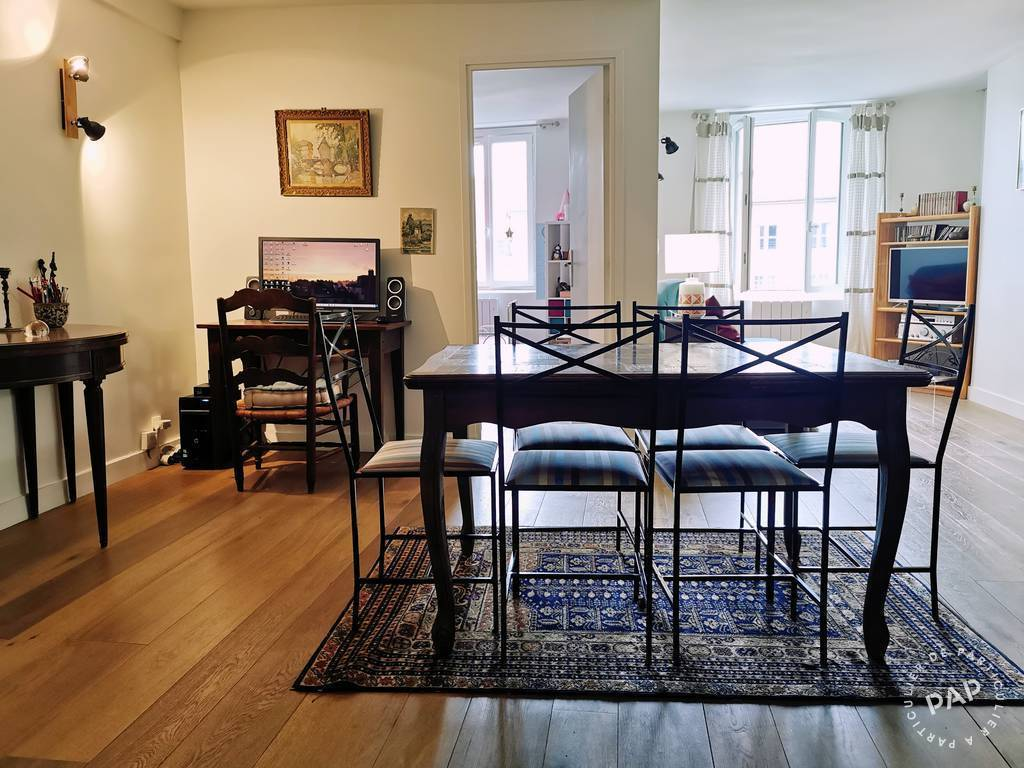 Vente Appartement Versailles (78000) 57m² 455.000€