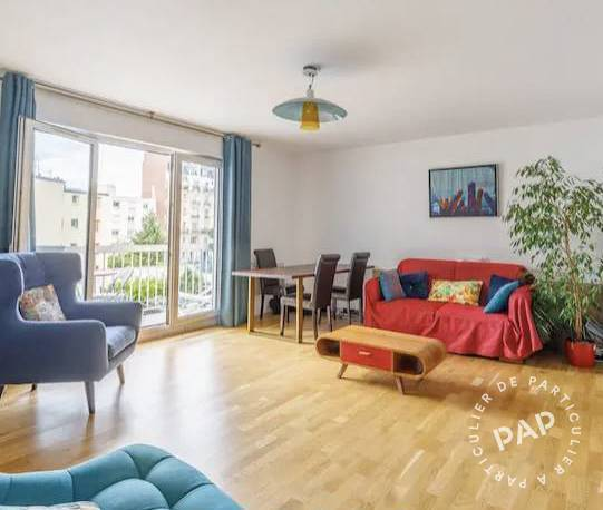 Vente Appartement Asnières-Sur-Seine (92600) 70m² 565.000€