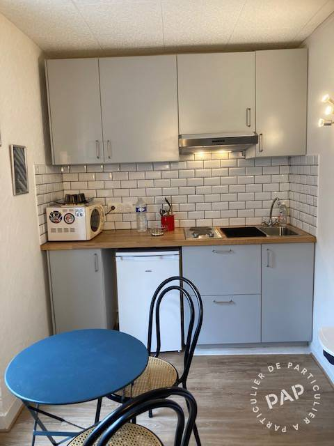 Location Appartement Saint-Maur-Des-Fossés (94100) 17m² 680€