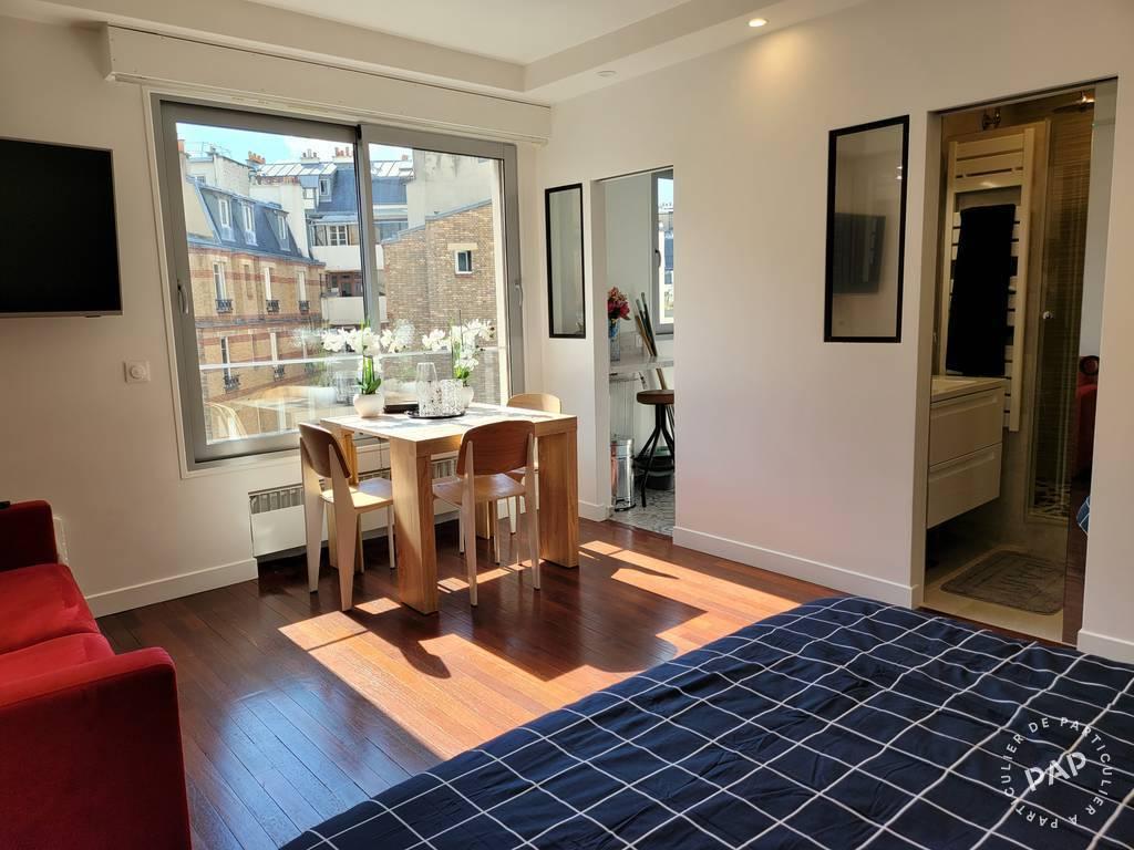 Location Appartement Paris 16E (75016) 30m² 1.600€