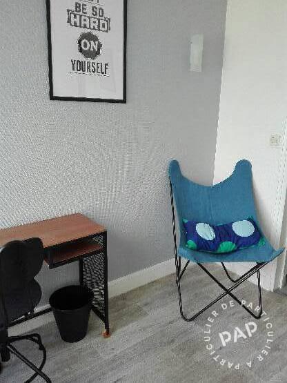 Location appartement studio Tours (37)