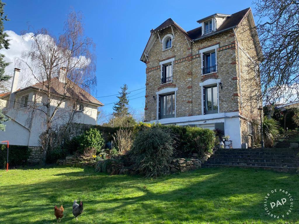 Vente Maison Montigny-Lès-Cormeilles (95370) 189m² 725.000€