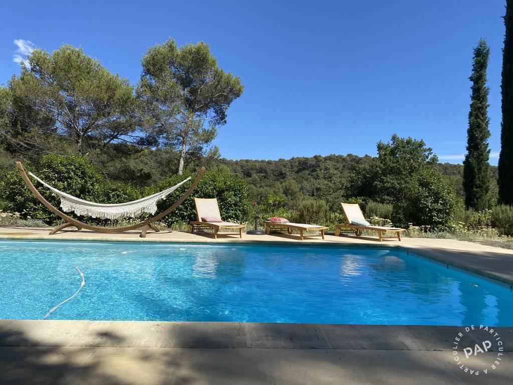 Location Appartement Saint-Marc-Jaumegarde (13100) 40m² 850€