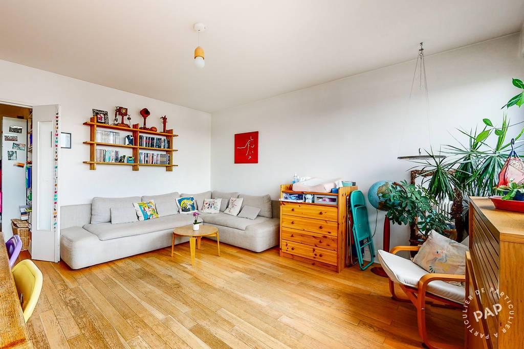 Vente Appartement Paris 19E (75019) 64m² 648.000€