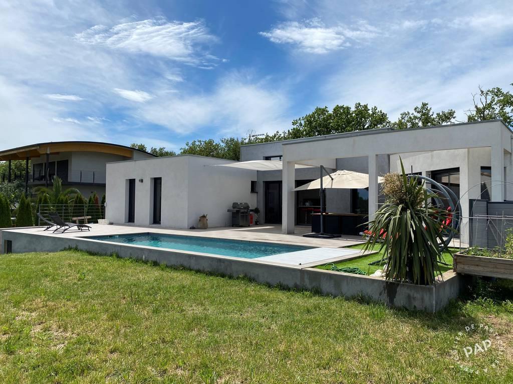 Vente Maison Saint-Geniès-De-Malgoirès (30190) 175m² 560.000€