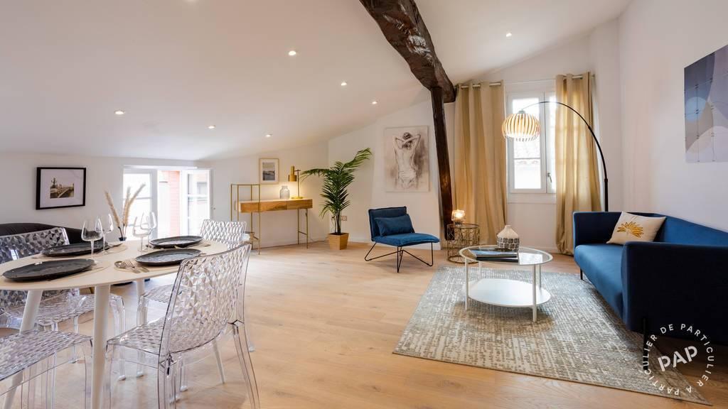 Vente Appartement Toulouse (31000) 80m² 413.000€