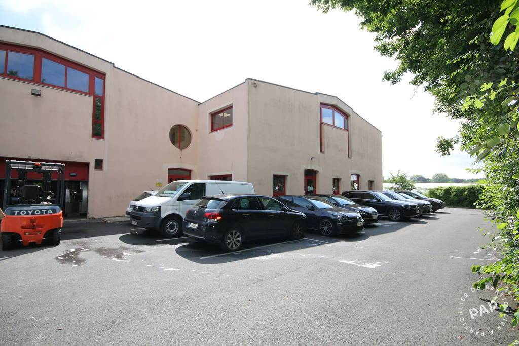 Vente et location Local d'activité Chanteloup-En-Brie (77600) 1.360m² 1.398.000€
