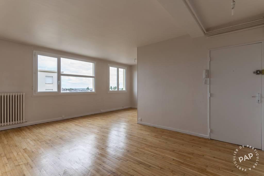 Vente Appartement Tours (37100) 65m² 120.000€
