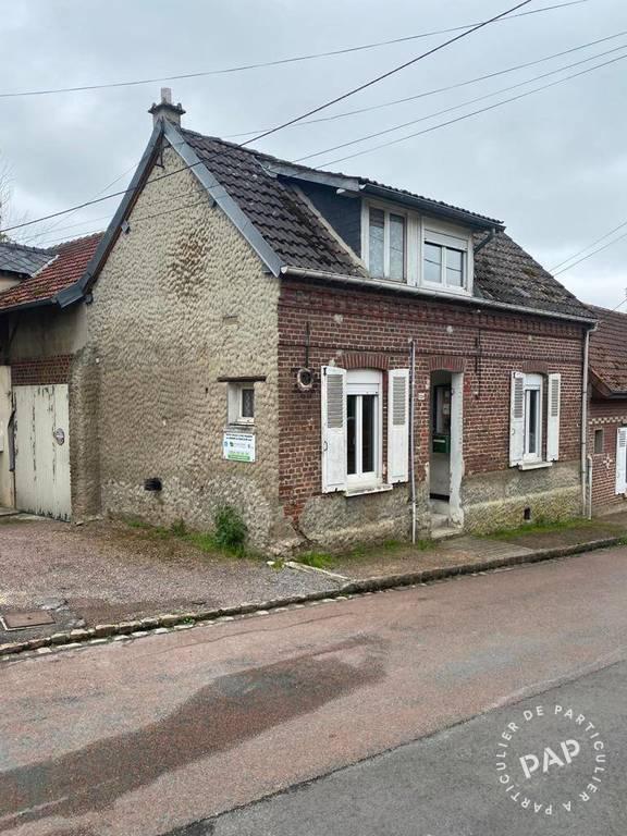 Vente maison 4 pièces Salency (60400)
